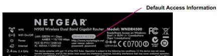 Netgear default Password List (Valid September 2017). To get more information visit https://www.router-reset.com/en/default-password-ip-list/Netgear