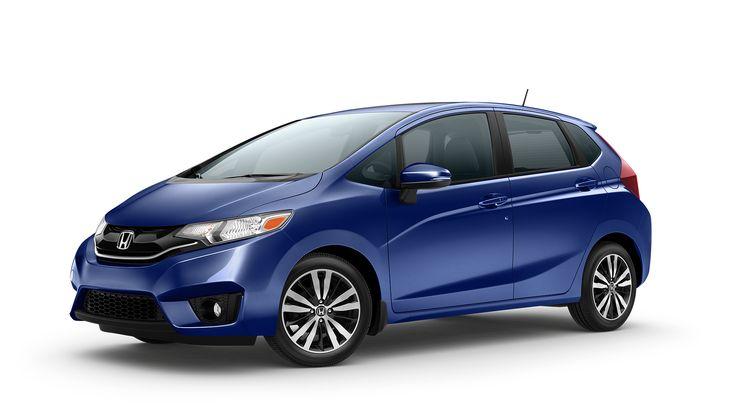 Introducing the all-new 2015 Honda Fit! #Honda #Fit #Toronto