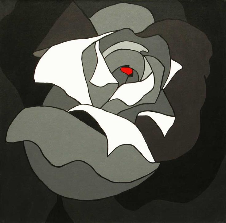 Rosa Negra 1