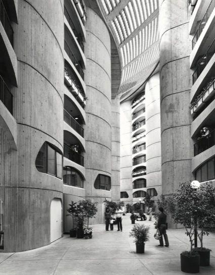 River City II, Architect: Bertrand Goldberg