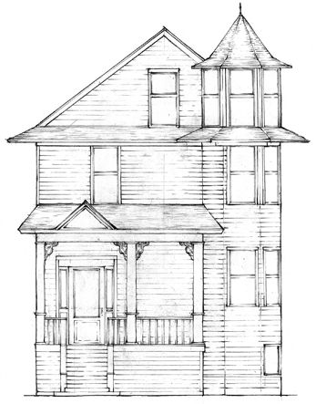 Queen Anne Revival   1886-1912