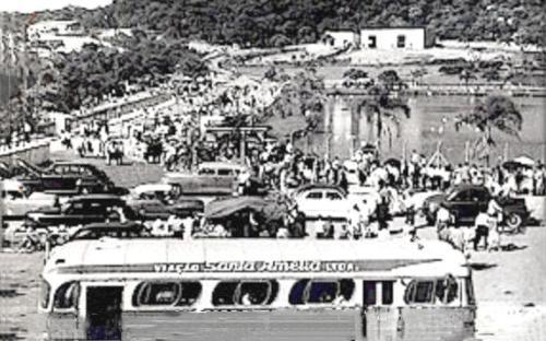 Inauguracao do ZOOLÓGICO SÃO PAULO // carros antigos & caminhões e ônibus de época - UOL Fotoblog