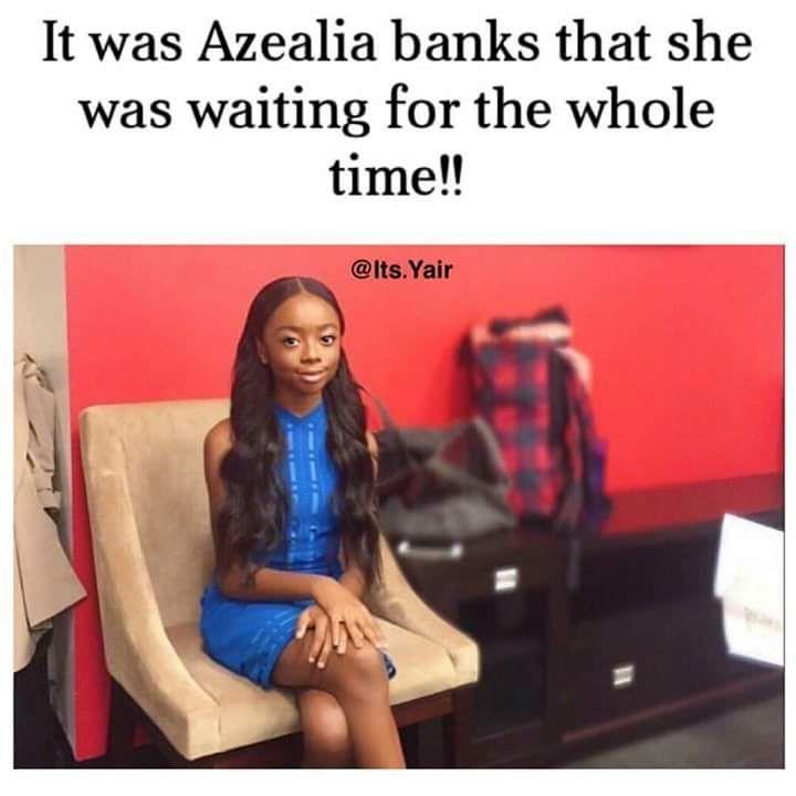 Azealia banks got verbally mollywhopped by skai jackson on twitter
