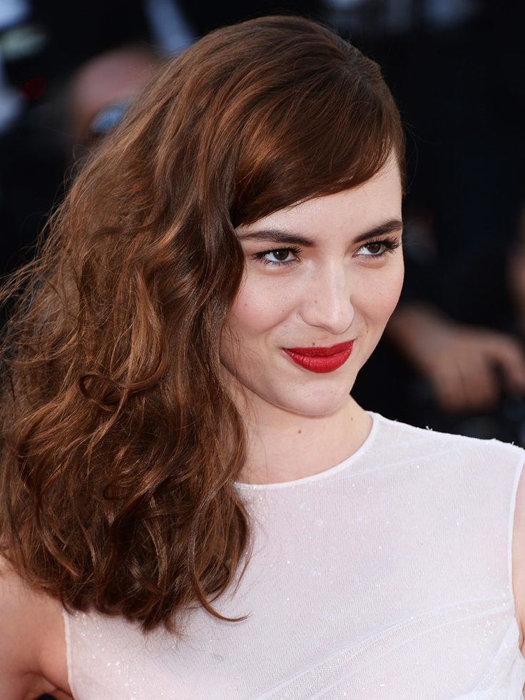 Louise Bourgoin à Cannes