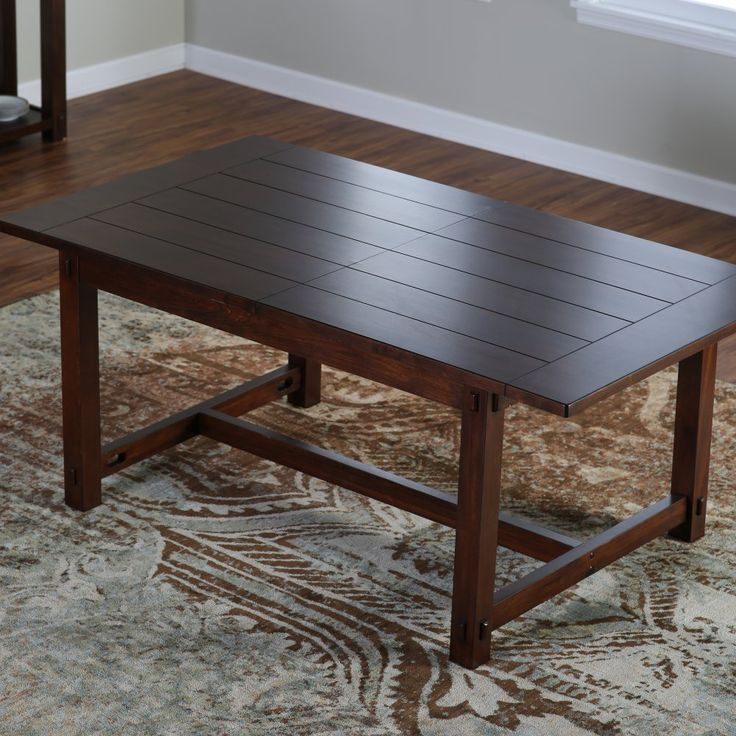 Belham Living Bartlett Extension Dining Table $550