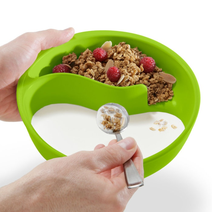 Never-Soggy Cereal Bowl........