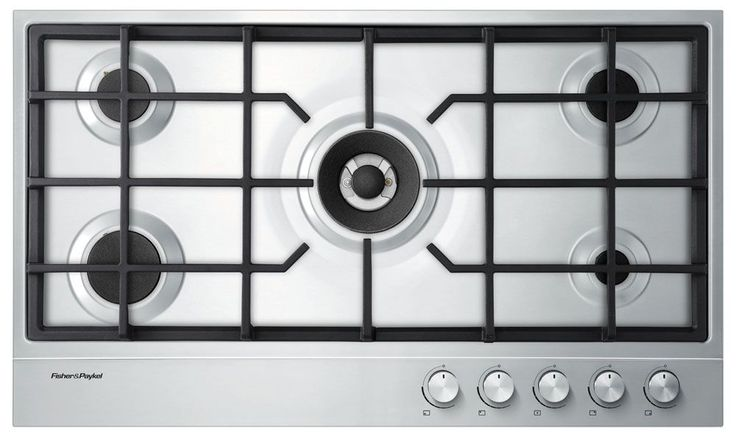 Fisher & Paykel Gas Cooktop from Noel Leeming