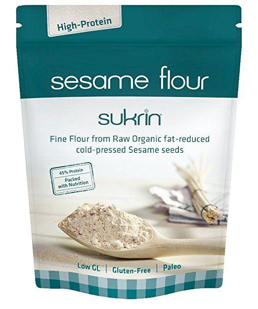 Nut Free 90 Second Keto Bread - Sesame Seed Keto Bread