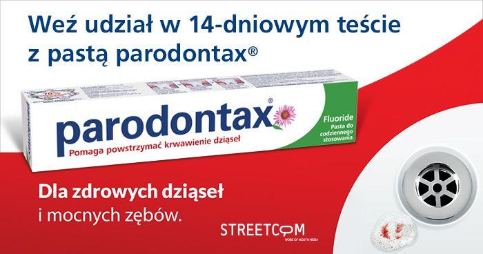 #smakpasty #wielkitest #parodontax #pastasmakuje #14dnitest #streetcom