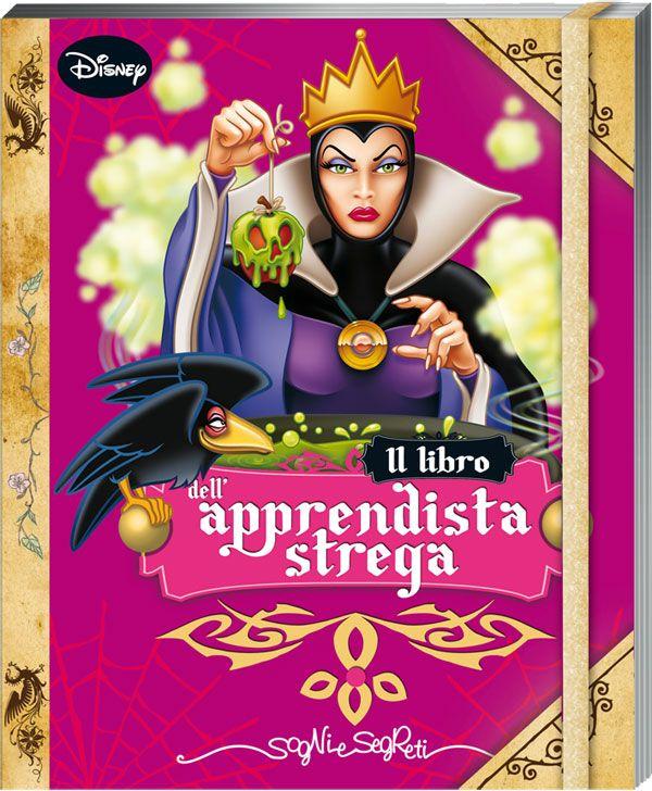 Diventa una strega con Il Libro dell'Apprendista Strega targato Disney