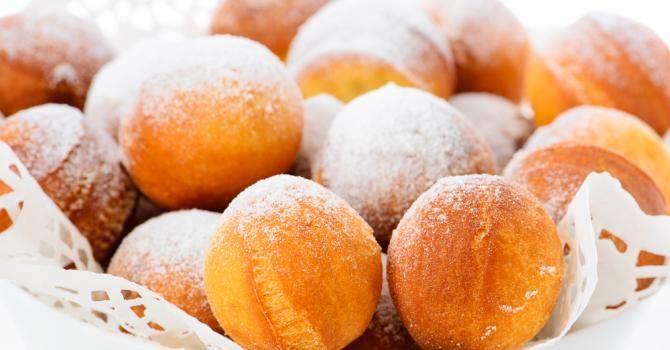 Recette de Bolinhos de chuva allégés (beignets sucrés brésiliens). Facile et rapide à réaliser, goûteuse et diététique.