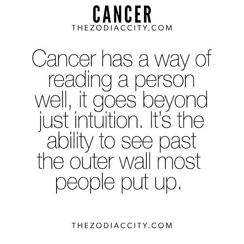 Tag a #Cancer!! Don't forget to check out the site for more fun facts!! WEBSITE: thezodiaccity.com | SHOP: www.zodiaccityshop.com | FACEBOOK: Zodiac City