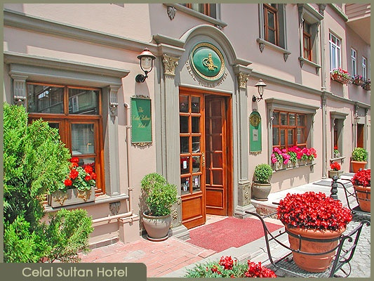 Celal sultan hotel, Istanbul