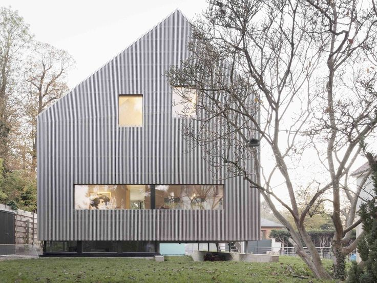 A Prefab House Near Paris Is Designed to Be Bright and Open - Photo 14 of 16 -