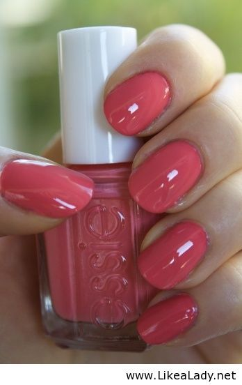 Carousel Coral by Essie