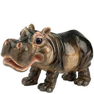 Hippopotamus ornament, little paws, arora,Hippopotamus ornaments - Yourpresents.co.uk