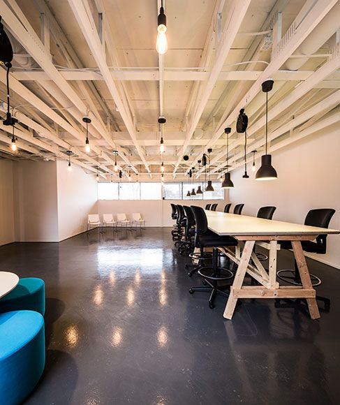 Modern Office Spaces: #coworking #modern #office