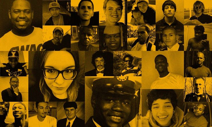 The Guardian is counting the people killed by US law enforcement agencies this year. Read their stories and contribute to our ongoing, crowdsourced project