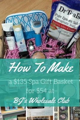 BJ's Wholesale club is definitely the best price to grab the Amope and other spa day products!