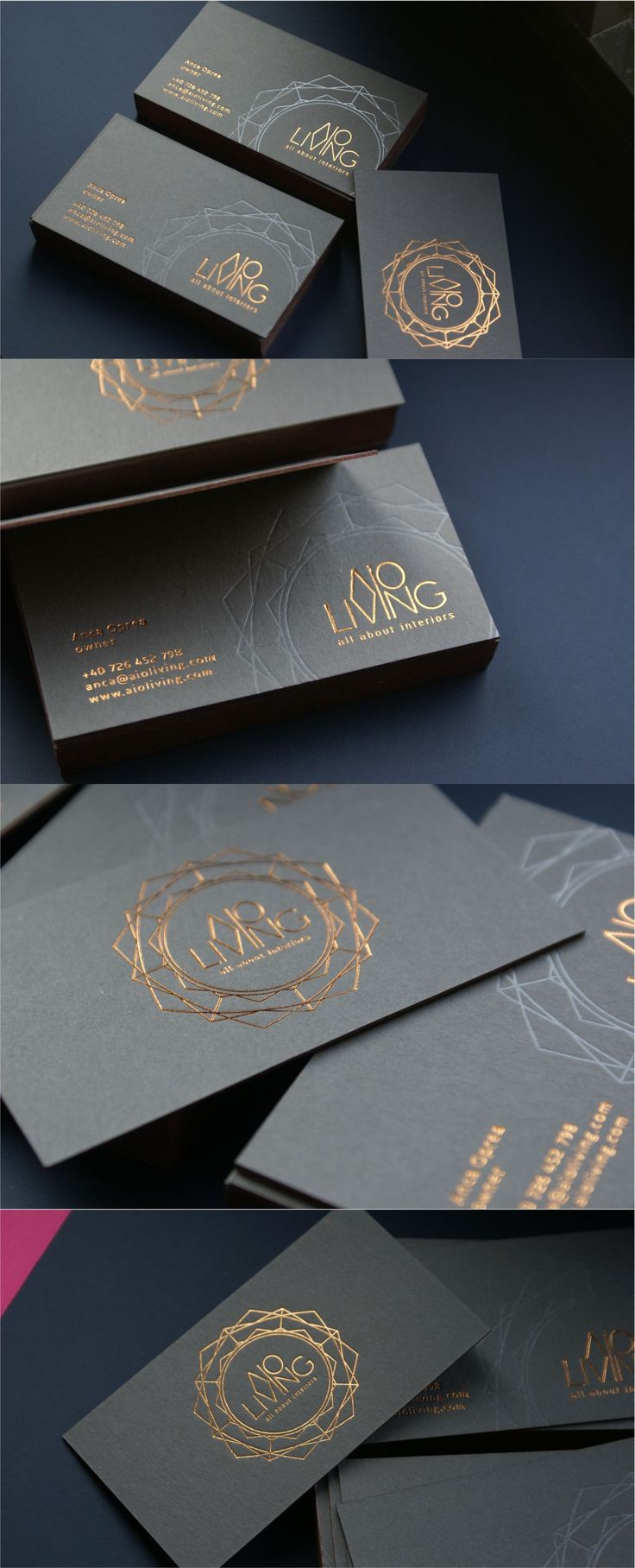 17 best ideas about Luxury Business Cards on Pinterest