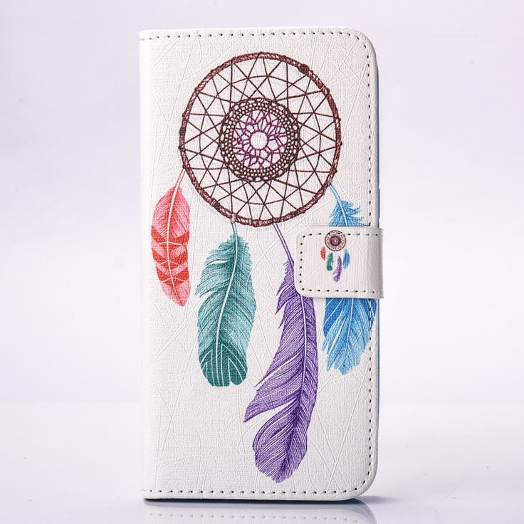 Housse Samsung Galaxy S7 Edge - Attrape Rêves (Dreamcatcher) Plumes Colorées