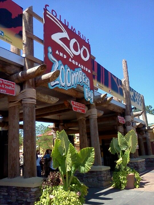76 Best Zoo Columbus Zoo Oh Images On Pinterest Zoos