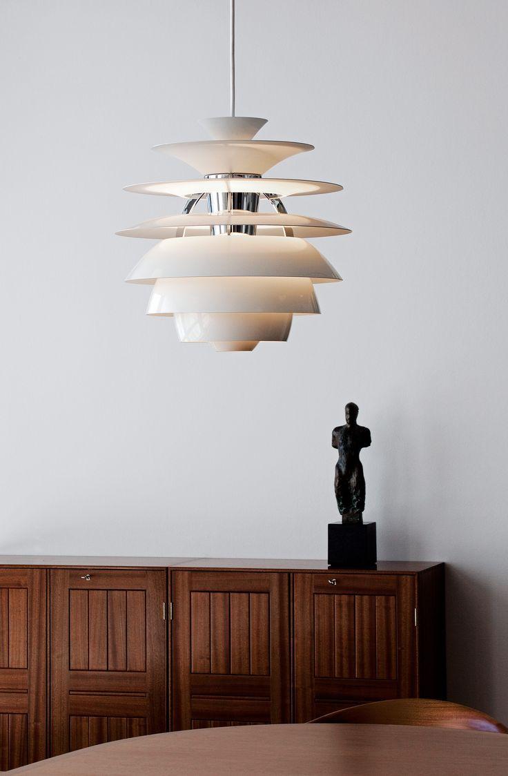 PH Snowball • Danish Design by: Poul Henningsen • Louis Poulsen.