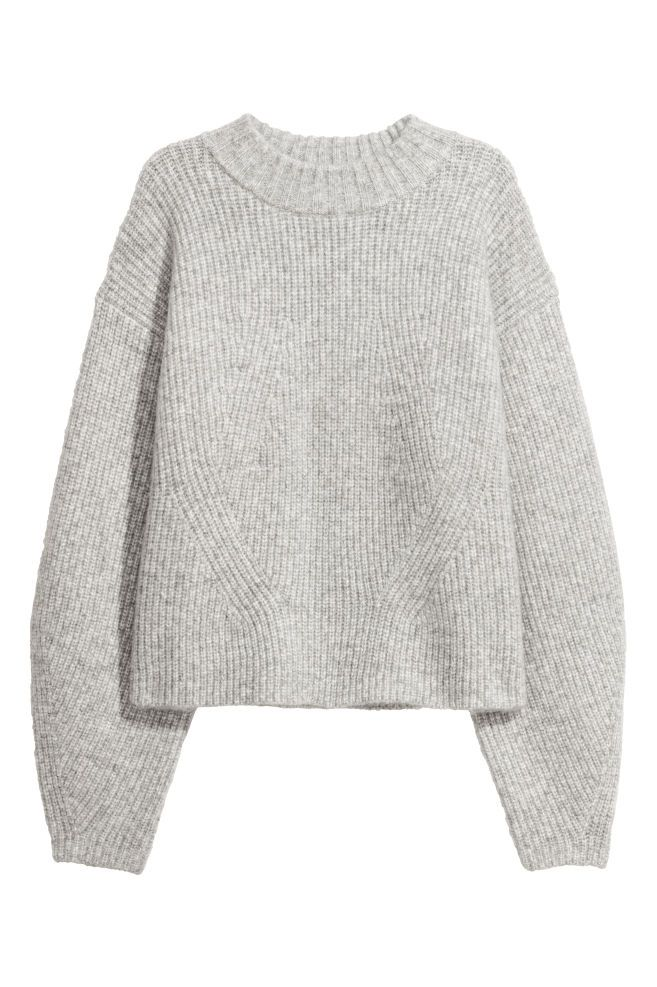 3379baa9fe694a Knit Sweater | style | Sweaters, Stylish mom outfits, Winter jumpers