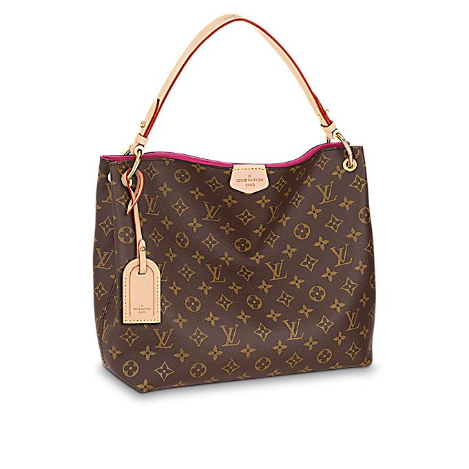 b14becbee4bb Graceful PM Monogram in Women s Handbags collections by Louis Vuitton.  Hopefully my next bag!❤