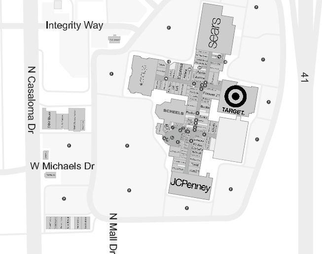 Fox River Mall Shopping Plan Fox River Mall Mall Shopping Mall