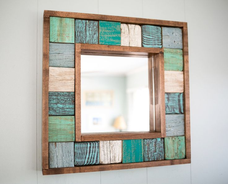 17 Best Ideas About Square Mirrors On Pinterest