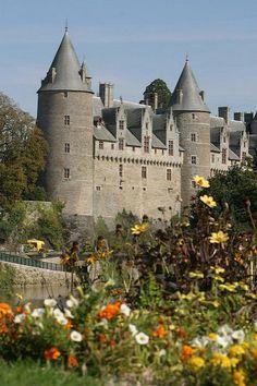 Chateau de Comper, Brittany