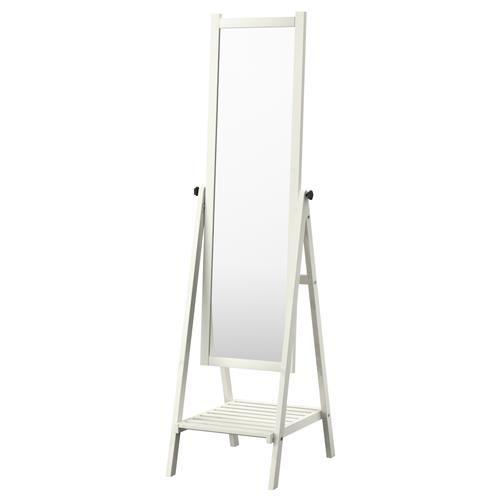 ISFJORDEN Καθρέφτης δαπέδου - IKEA. Καθρέφτης δαπέδου που ταιριάζει σε κάθε δωμάτιο.
