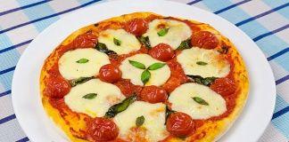 Pizza margherita – reteta video