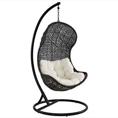 $1,159 Outdoor Patio Swing Set | Tonic Home