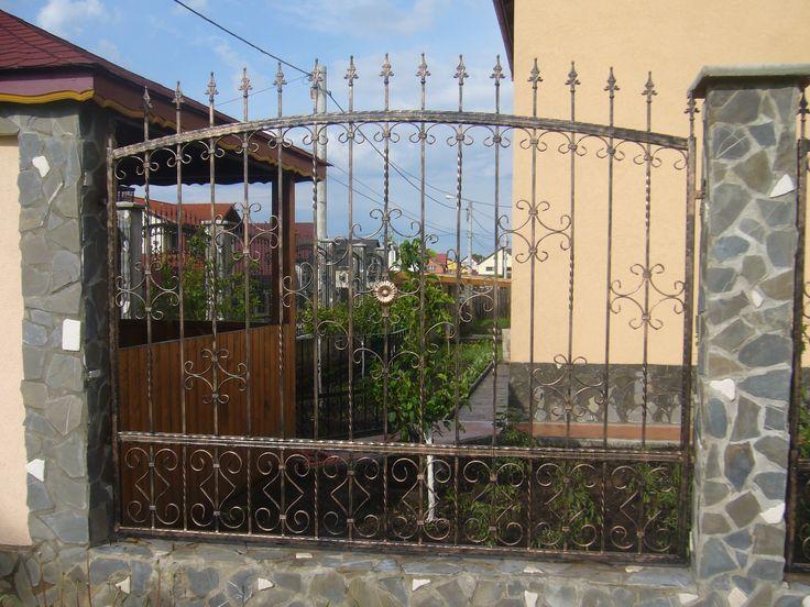 Gard fier forjat   Model G05
