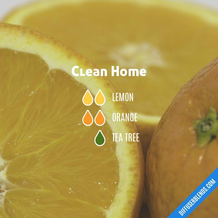 Get Wild Orange, Lemon, and Melaleuca (tea tree) oils at: http://mydoterra.com/elizabethbulfer