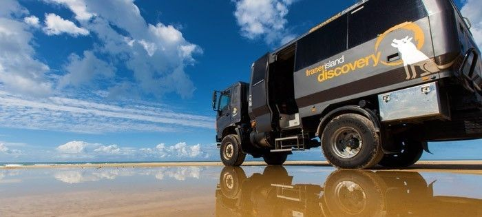 Top 10 Things to do Sunshine Coast 7 Surrounds: #9 Visit Fraser Island with Fraser Island Discovery