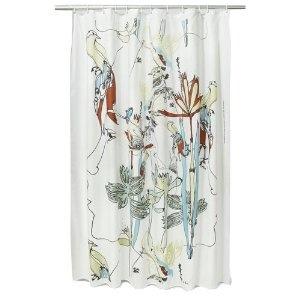 Marimekko shower curtain, I need this!