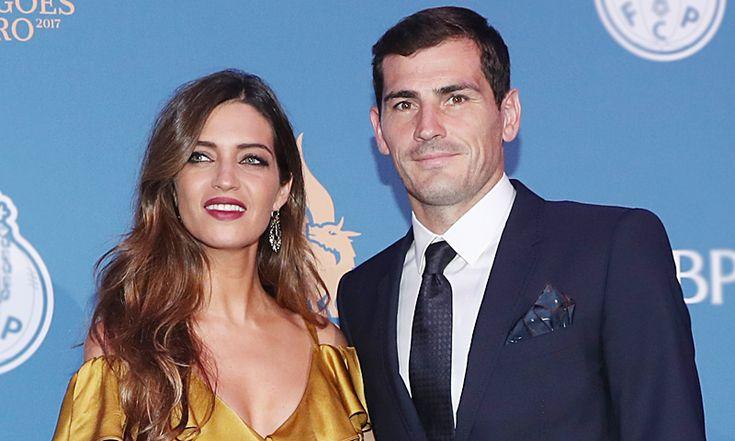 Iker+Casillas+y+Sara+Carbonero+deslumbran+en+la+Gala+de+los+Dragones+de+Oporto