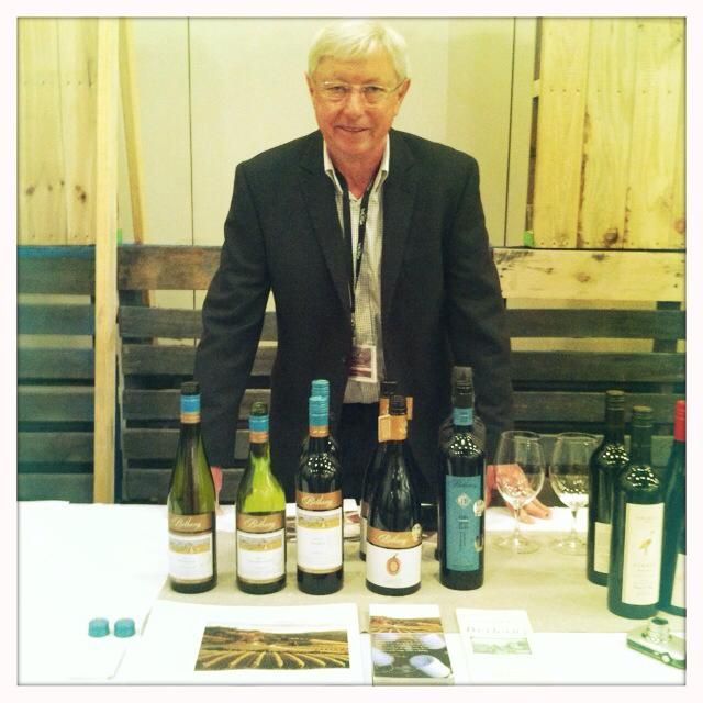 Geoff at Savour Australia's Grand Tasting
