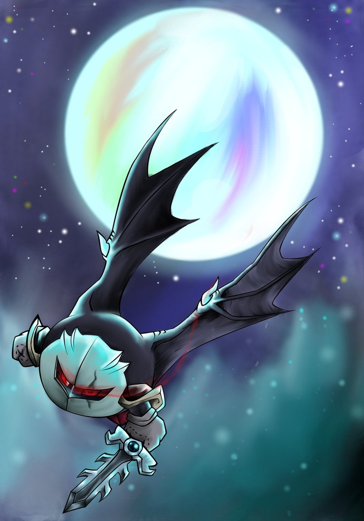 Meta Knight images Meta Knight and best friends wallpaper and background  photos