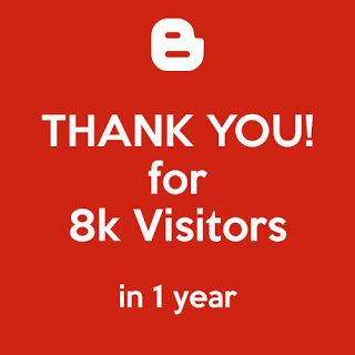 Thanks 8K Viewer In 1 Year!
