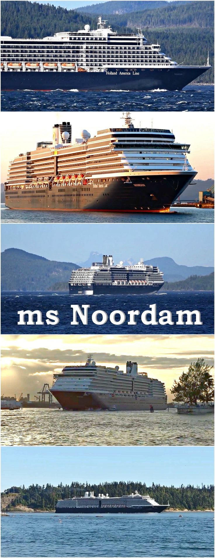 Holland America Line's ms Noordam is all about inspiring awe in your cruises with an undying signature of excellence