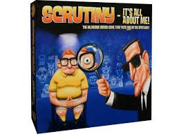 SCRUTINY It's All About Me Board Game #toys2learn #scrutiny #family fun