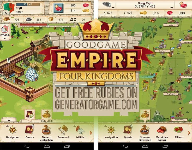 LETS GO TO EMPIRE: FOUR KINGDOMS GENERATOR SITE!  [NEW] EMPIRE: FOUR KINGDOMS HACK ONLINE 2016 REAL WORKS: www.online.generatorgame.com And Add up to 99999 Rubies for Free instantly to your account: www.online.generatorgame.com This Method is Safe Secure and Works 100% Guaranteed: www.online.generatorgame.com No More Lies! Please SHARE this hack method guys: www.online.generatorgame.com  HOW TO USE: 1. Go to >>> www.online.generatorgame.com and choose Empire: Four Kingdoms image (you will be…
