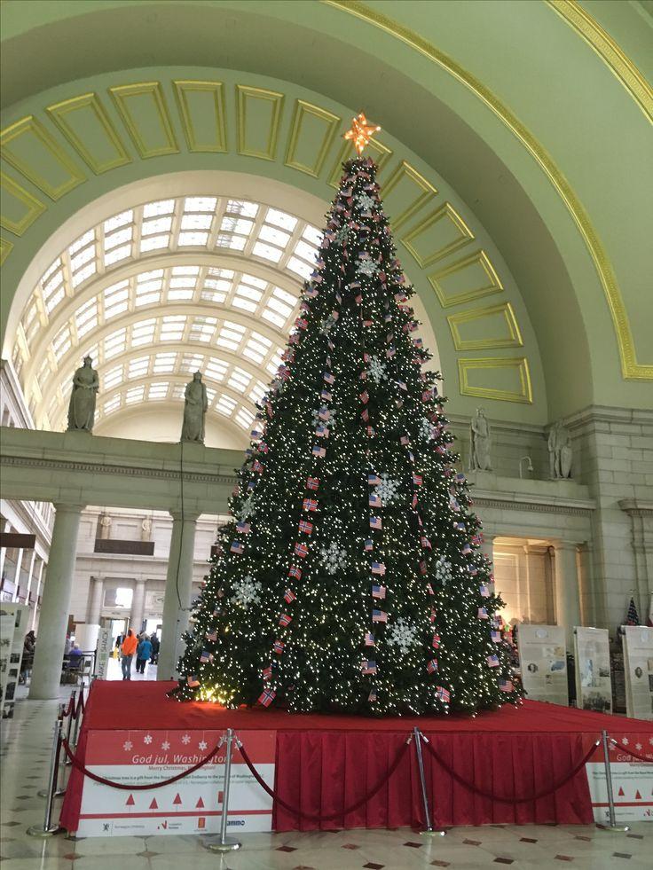 Union Station, Washington DC January 2017