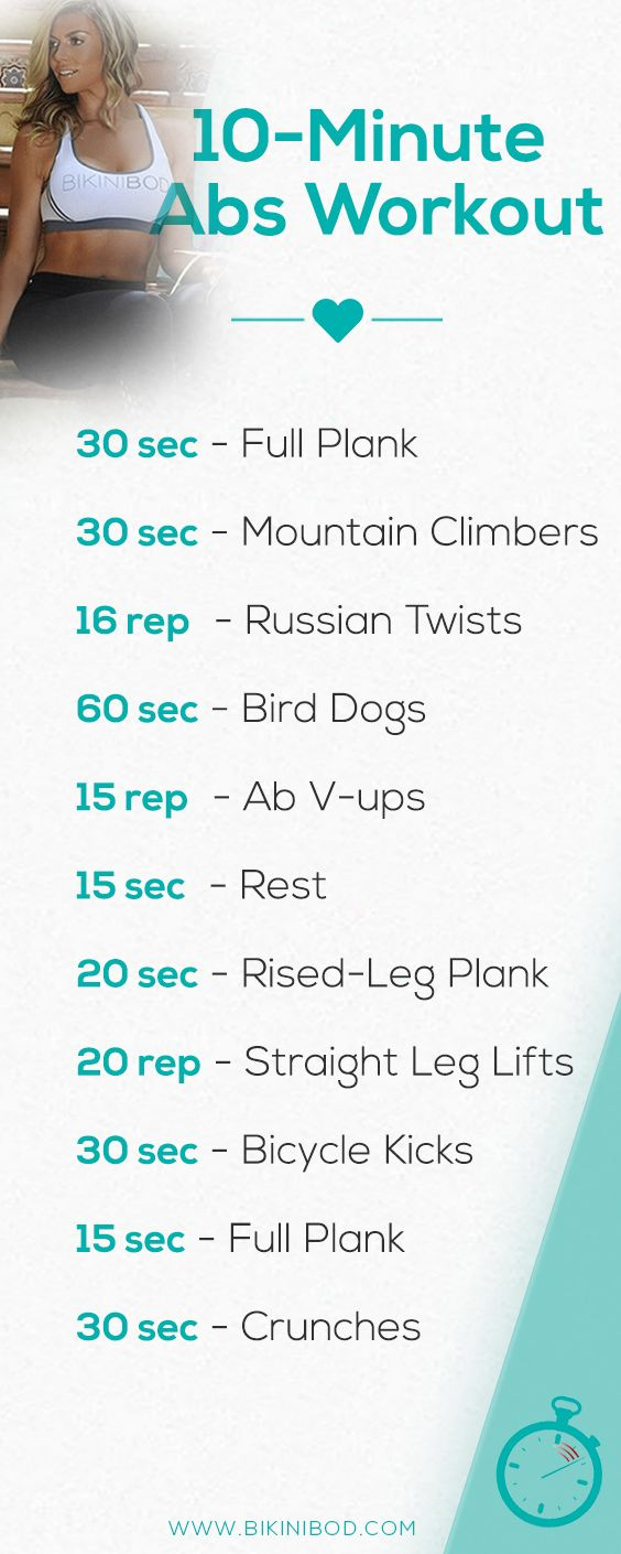 Ultimate Abs Workout - Instant Challenge: Are you up for the challenge?