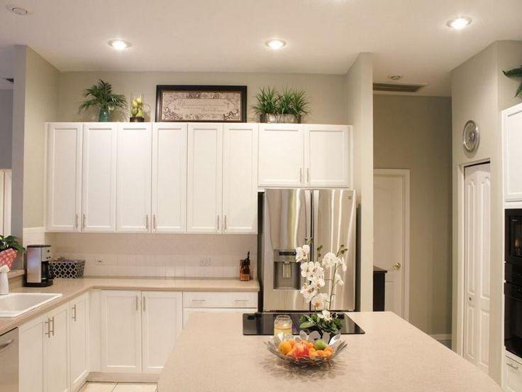 Best White Paint Color Design ~ Http://modtopiastudio.com/the . Kitchen  Cabinet ...