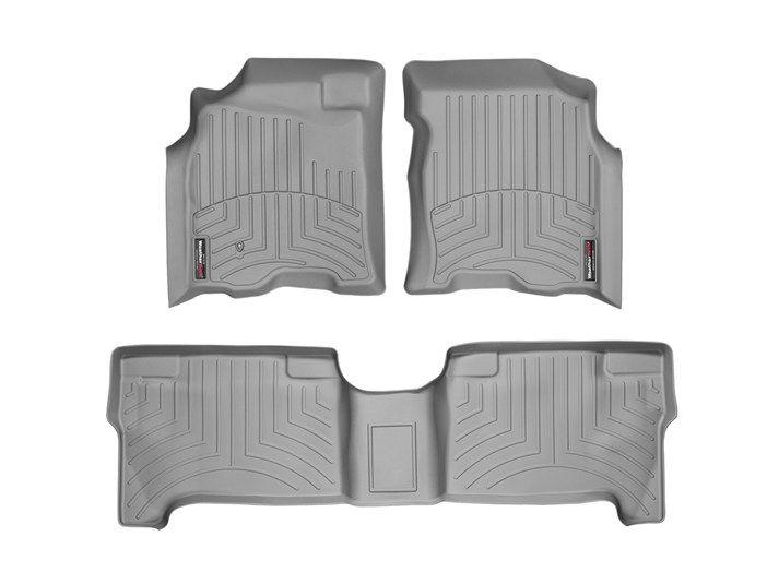 2006 Toyota Tundra | Floor Mats - WeatherTech Laser Measured DigitalFit FloorLiner | WeatherTech.com